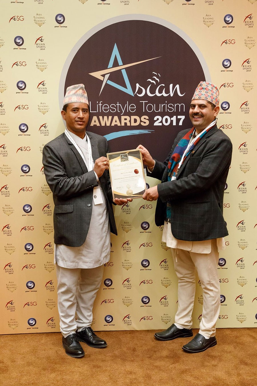 Asian Lifestyle Tourism Awards