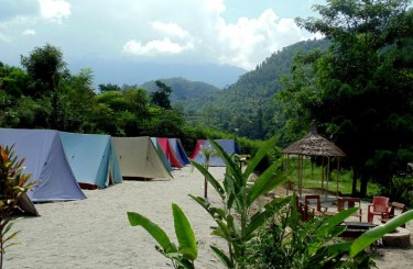 River Beach Tented Camp